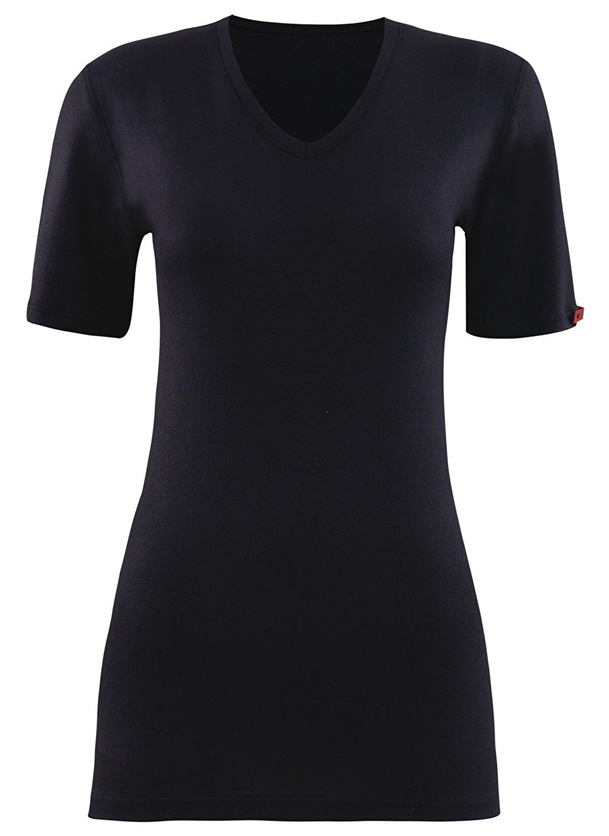 Blackspade Unisex İçlik – Üst 12630 Thermal V-neck T-shirt Short Slv. – 69.95 TL